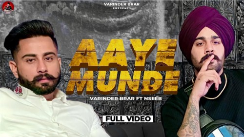 Aaye Munde Song Lyrics