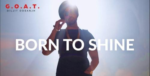 Born To Shine Lyrics