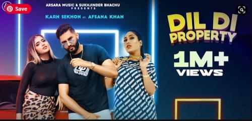 Dil Di Property Lyrics