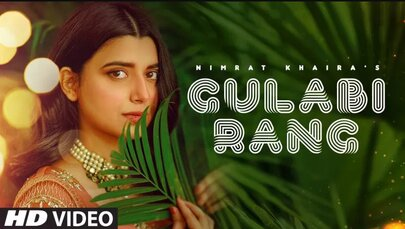 Gulabi Rang Lyrics
