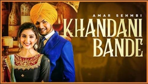 Khandani Bande Lyrics