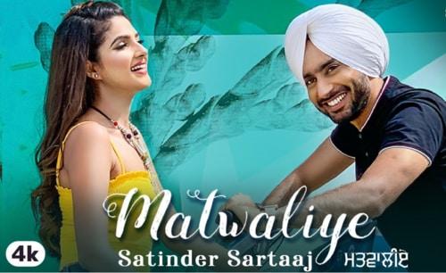 Matwaliye Song Lyrics
