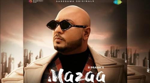 Mazaa Lyrics