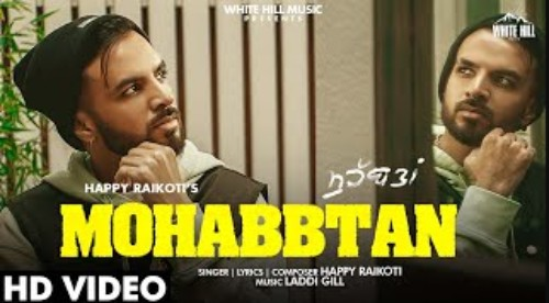 Mohabbtan Lyrics
