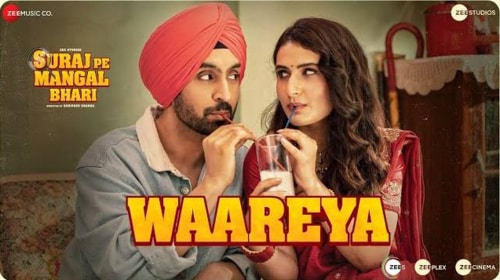 Waareya Lyrics